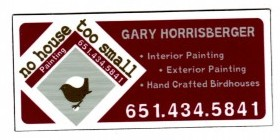 Gary Business Card