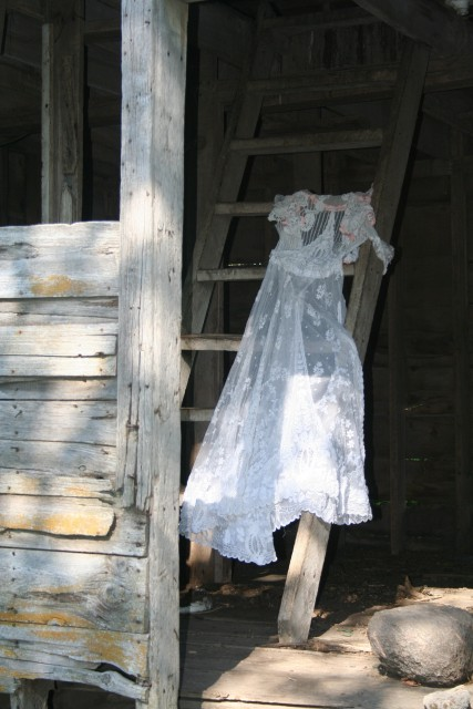 Dress in Old Granary Color
