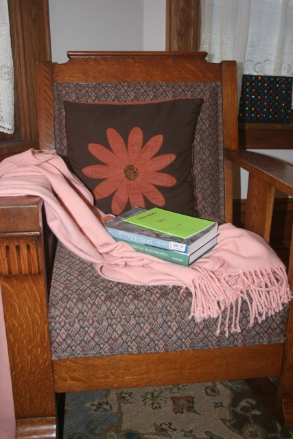 A Favorite Reading Chair