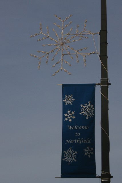 Winter Walk Welcome to Northfield
