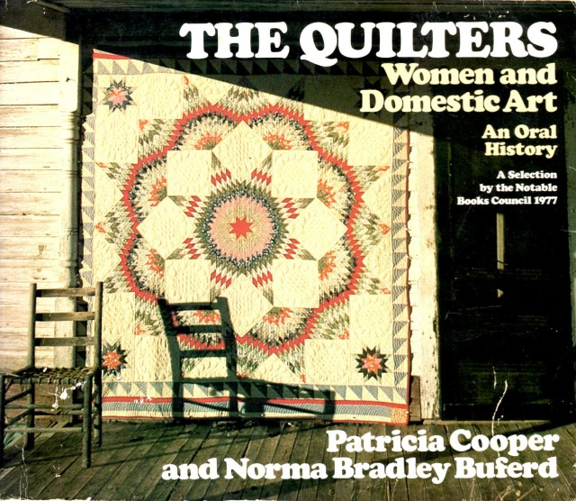 Cover of The Quilters