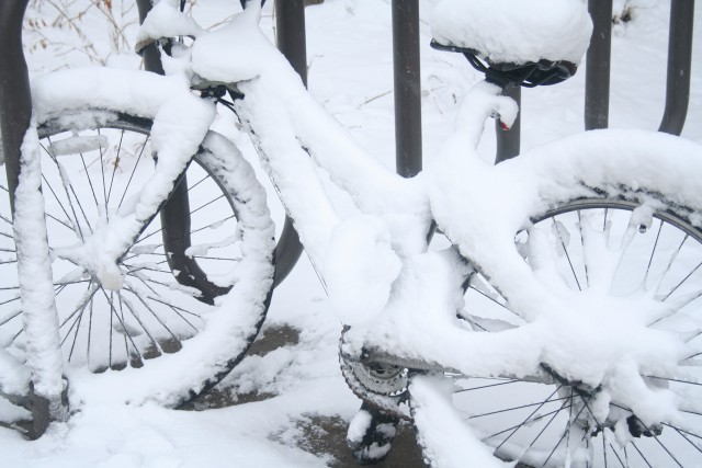 Winter Bicycle