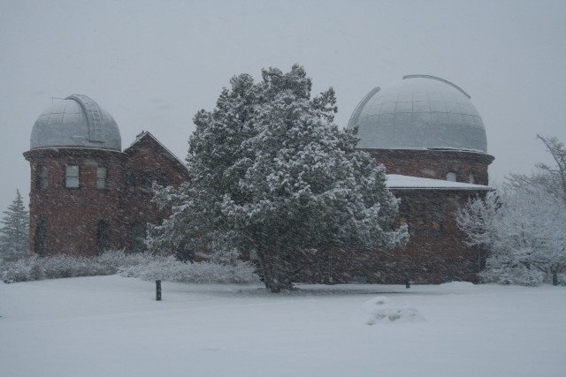 Winter Observatory