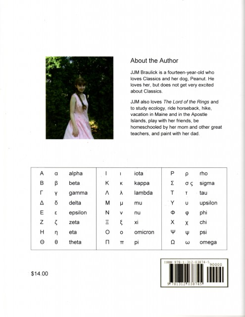 Back Cover A & B