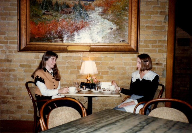 Leslie and Sally 1989