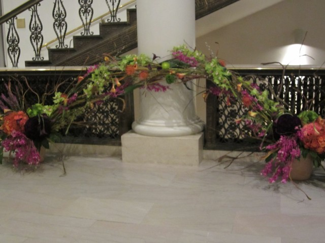 MIA Floral Stairs