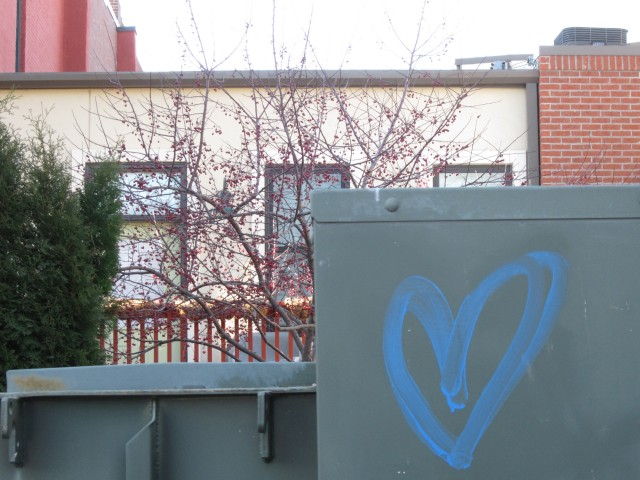 Heart Graffito