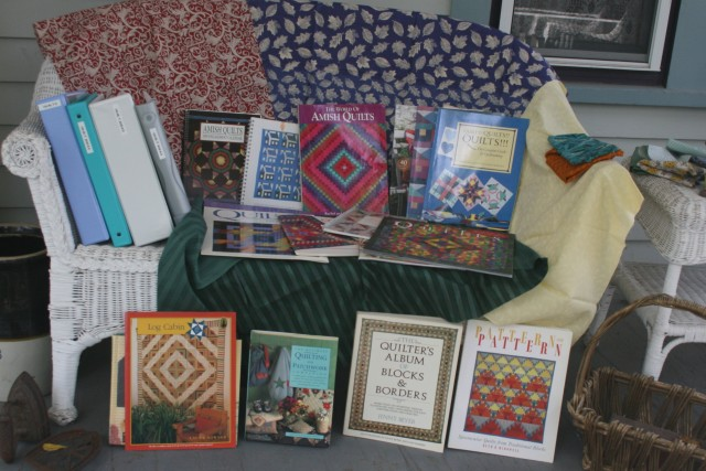 Star Quilt Books I