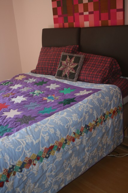 Star Quilt with Border