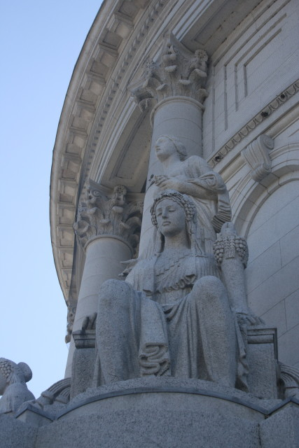 Madison Capitol Detail 2