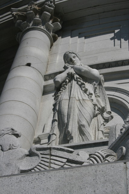 Madison Capitol Detail