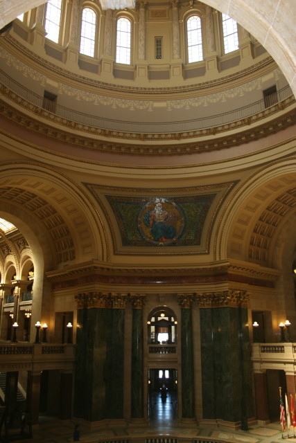 Madison Capitol Interior Way