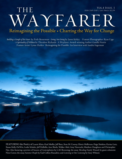 The Wayfarer Spring 2015 cover