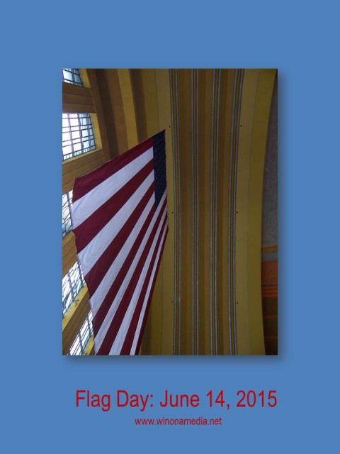 Flag Day 2015 June 14