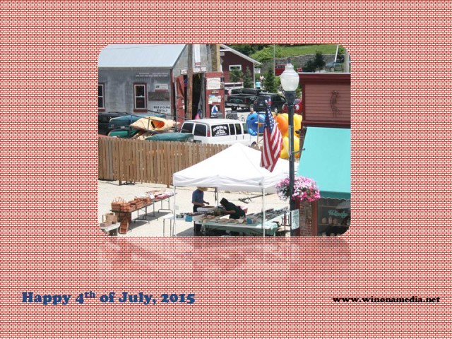 Fourth of July 2015