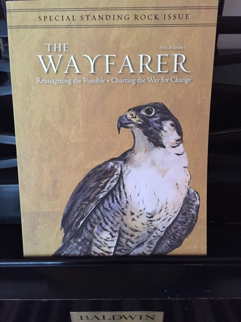 Wayfarer Cover March 2017